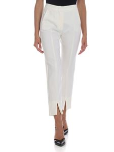 Max Mara - Sassari trousers in cream color