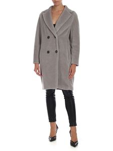 S Max Mara - Rose coat in gray