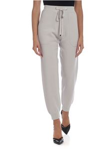 S Max Mara - Athos trousers in gray