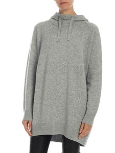 S Max Mara - David knit sweatshirt in gray