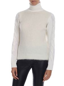 Max Mara - Formia turtleneck in cream color