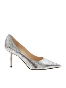 Jimmy Choo - Love 85 pumps in silver color