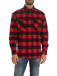 Woolrich - Buffalo Alaskan shirt in red and black