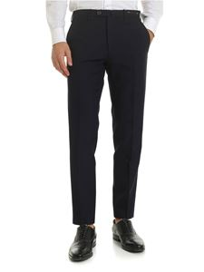 PT01 - Blue trousers with pocket
