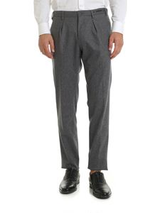 PT01 - Wool trousers in gray