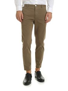 PT05 - Jungle trousers in beige