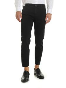 PT05 - Jungle trousers in black