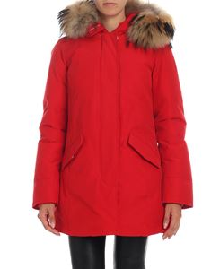 Woolrich - Arctic parka in red