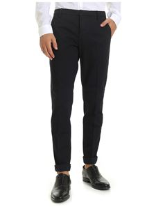 Dondup - Gaubert trousers in dark blue