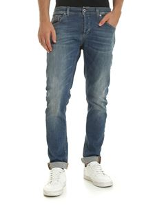 Dondup - Ritchie jeans in faded blue