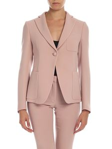 L'Autre Chose - Lined jacket in antique pink