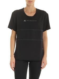 Adidas by Stella McCartney - Run Loose t-shirt in black