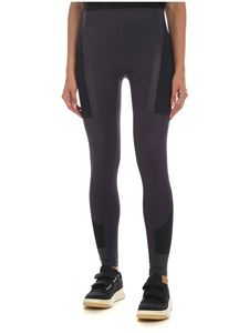 Adidas by Stella McCartney - Fitsense leggings in anthracite color