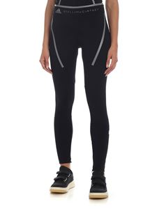 Adidas by Stella McCartney - Run leggings in black