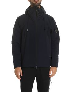 CP Company - Blue jacket in Primaloft padding