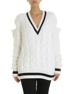 Balmain - Cream-colored pullover