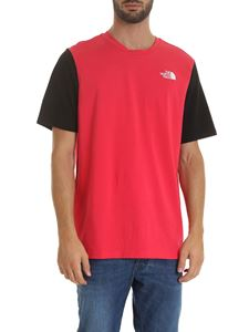 The North Face - U Rage T-shirt in magenta red