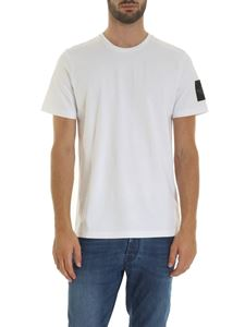 The North Face - Logo patch T-shirt in white