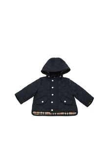 Burberry - Ilana down jacket in blue