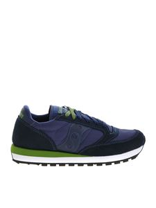 Saucony - Sneakers Jazz Original blu