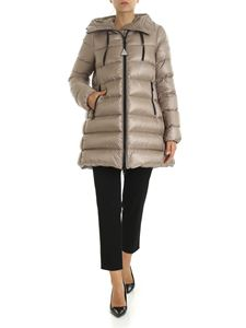Moncler - Suyen quilted jacket in beige