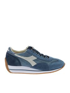 Diadora Heritage - Equipe sneakers in light blue