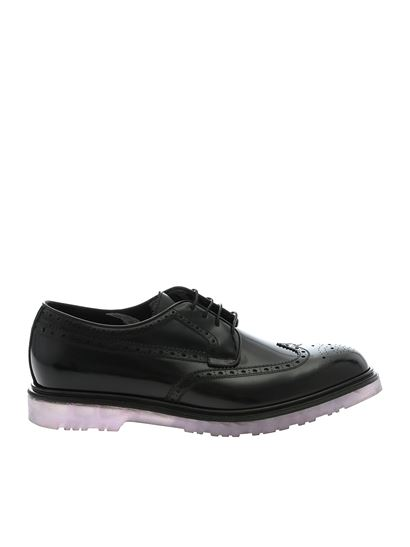 Paul Smith - Crispin Derby shoes in black