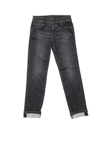Dondup - George jeans in delavé black