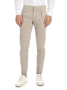 Fay - Capri pants in beige