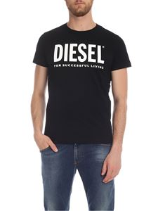 Diesel - Diego T-shirt in black
