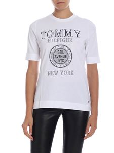 Tommy Hilfiger - Darcy T-shirt in white
