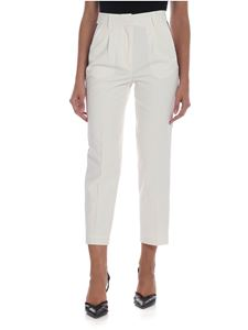 Tommy Hilfiger - Petra trousers in white