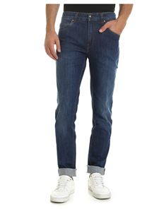 Fay - Stretch jeans in blue