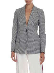 Tommy Hilfiger - Rosalia jacket in blue and white