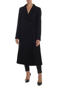 Semicouture - Virgin wool blend coat