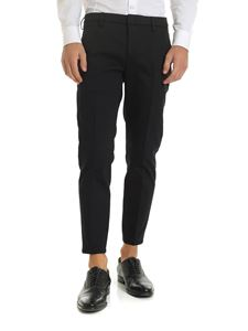Dondup - Alfredo trousers in black