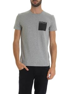 Dondup - DNDP T-shirt in light gray