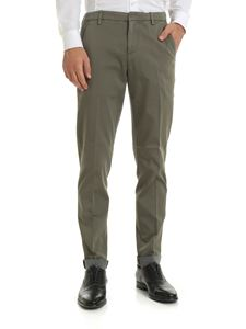 Dondup - Gaubert trousers in army green