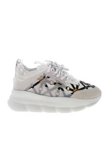 Versace - T 45 sneakers in white