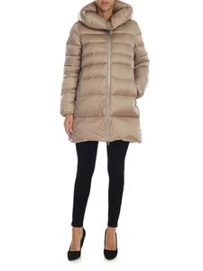 ADD - Beige quilted jacket