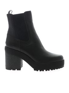 Hogan - H475 ankle boots in black