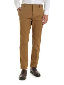 Dsquared2 - Skinny Dan trousers in camel color
