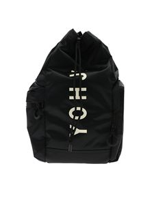 Y-3 Yohji Yamamoto - Yohji mini backpack in black