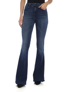 Dondup - Dalya jeans in blue