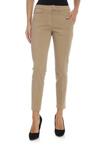 Dondup - Perfect trousers in beige