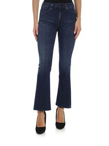 Dondup - Amanda jeans in dark blue