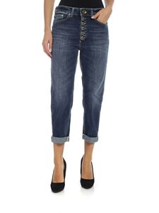 Dondup - Koons jeans blue faded effect