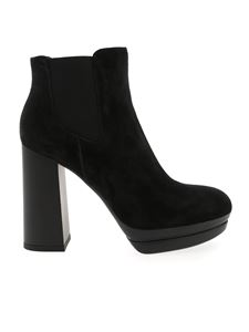 Hogan - H391 ankle boots in black