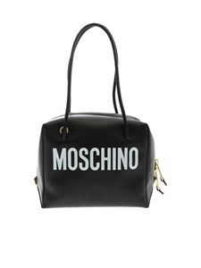 Moschino - Black bag with Moschino print