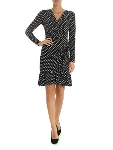 Michael Kors - Dress in black with white polka dots